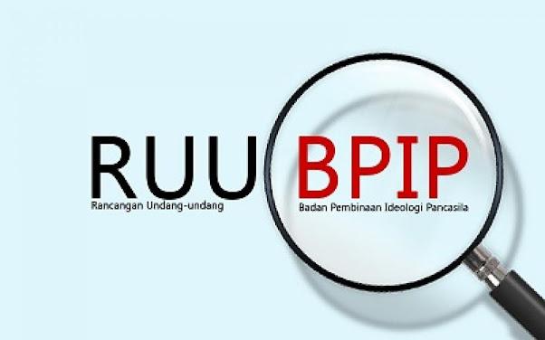 Masyarakat  Mendukung RUU BPIP