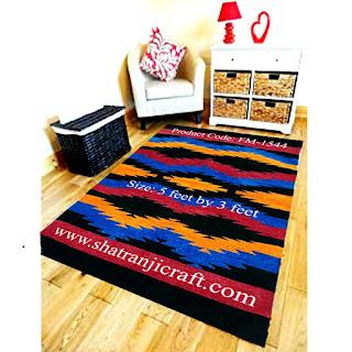 Shatranji (শতরঞ্জি) Floor Mat SC-1544