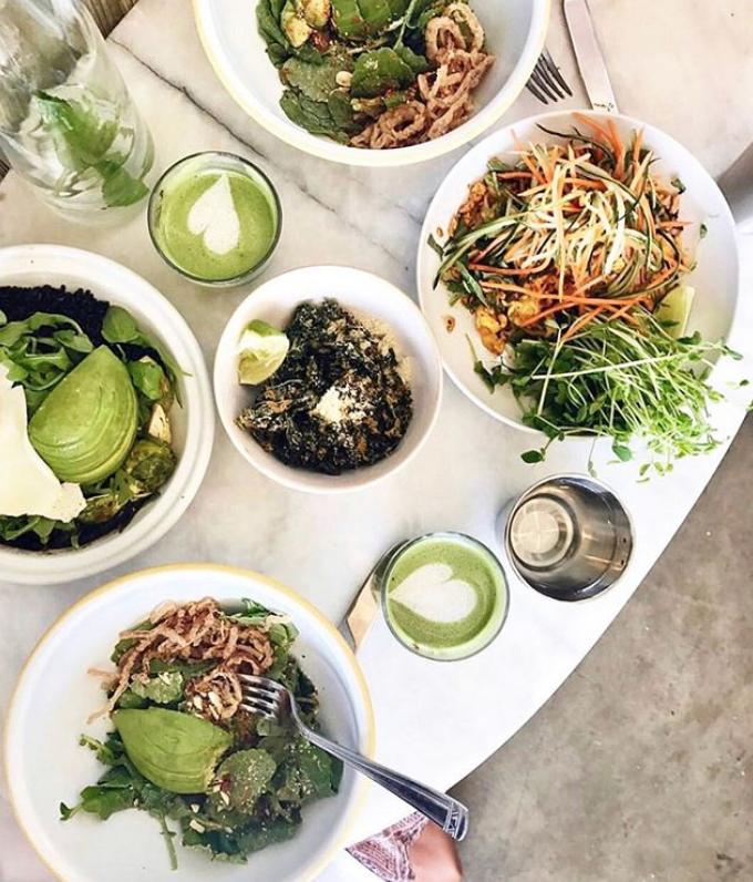 11 Tasty Vegan Hotspots in Los Angeles