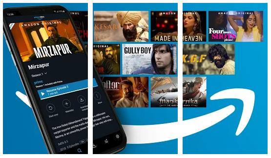 Amazon Prime Latest App