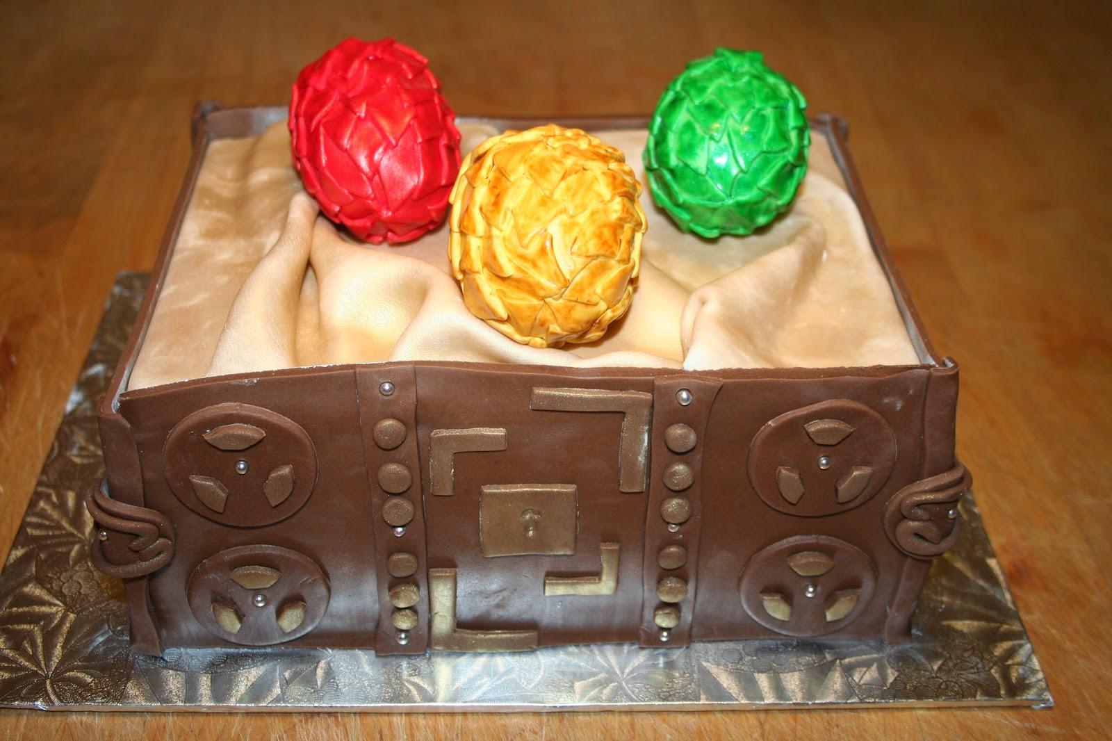 A Gift of Dragons | Carpe Cakem! (Seize the Cake!)