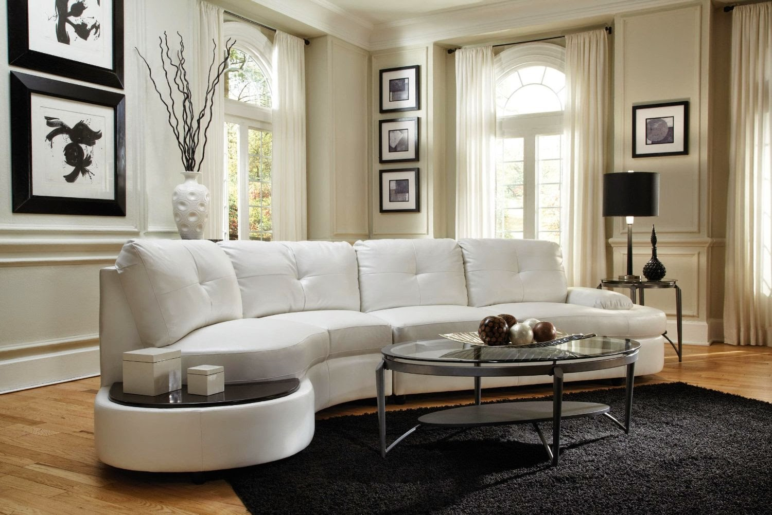 Curved Couch Sofa For Sales Reviews: Curved Loveseat Cuddle Couch