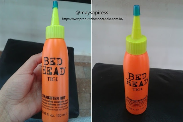 TIGI bed Head Straighten Out