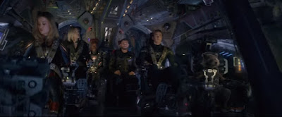 Avengers in Guardians Ship, avengers, guardians of the galaxy, avengers endgame, marvel, captain marvel