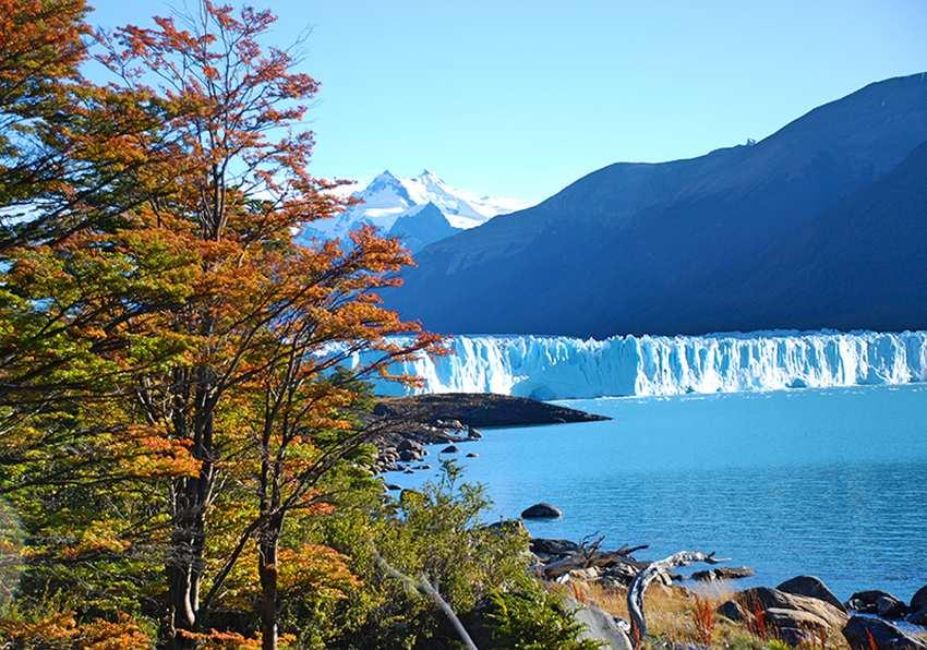 Turismo El Calafate Parque nacional Los Glaciares