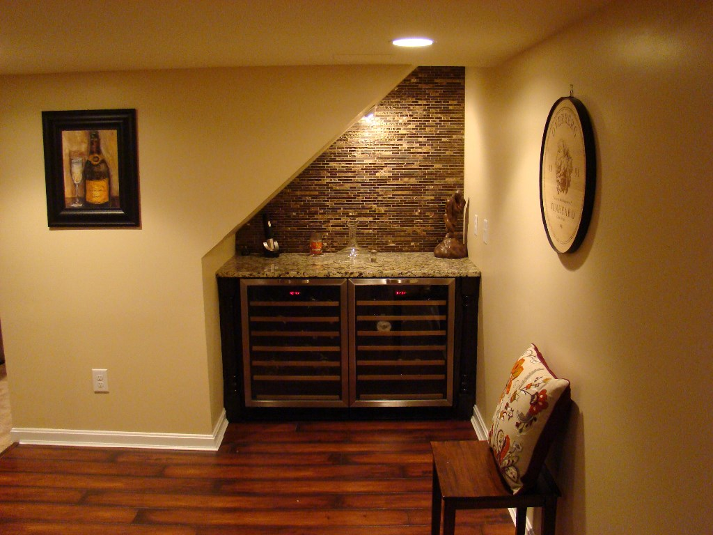 Basement Stairs Ideas: Project 4 - Basement Remodel