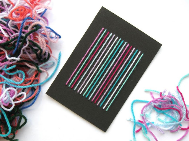 http://bugsandfishes.blogspot.co.uk/2018/01/DIY-cards-using-yarn-scraps.html