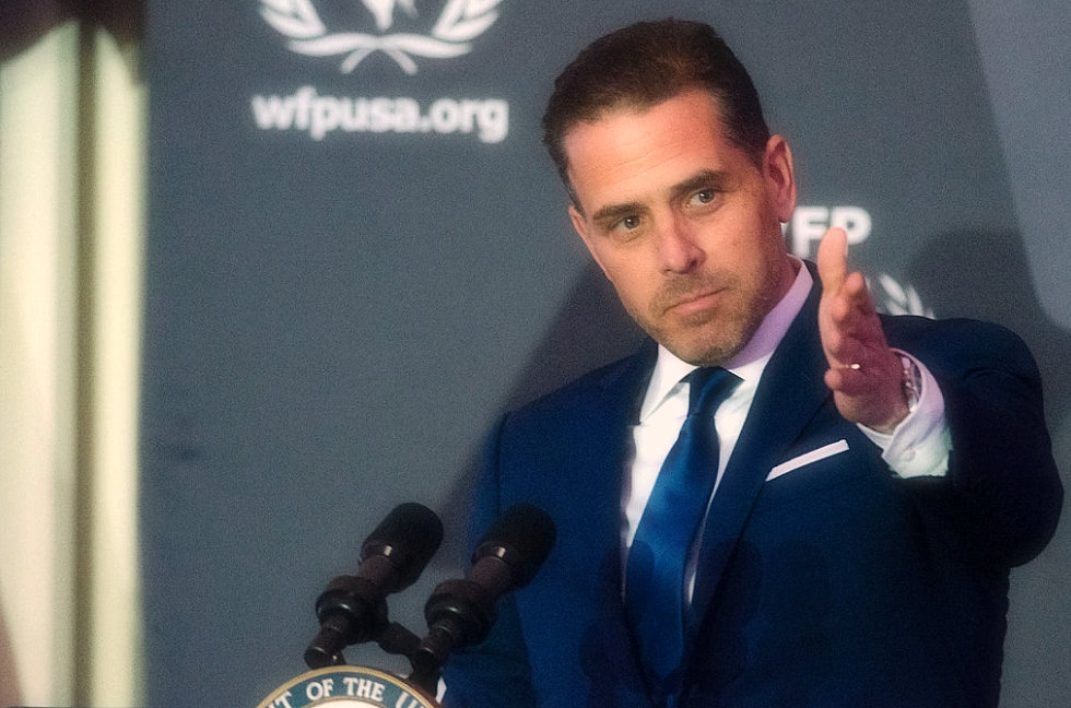 """Hunter Biden denies any """"moral period"""" in his work in Ukraine and China"""