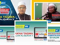 Serial Meraih Kebaikan Ramadhan di Channel Youtube! 7-11