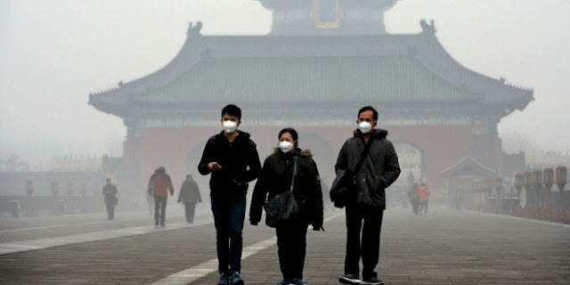 Beijing's air is so polluted trigger Canadian company selling bottled air triumphs