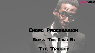 Solfascorer Bless The Lord ByTye Tribbet