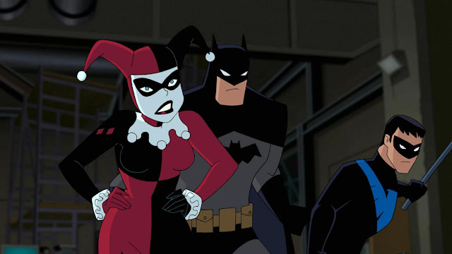 "New Movie ""Batman & Harley Quinn"""