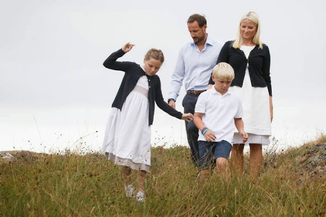 Crown Prince Haakon turns 41 tomorrow, July 20