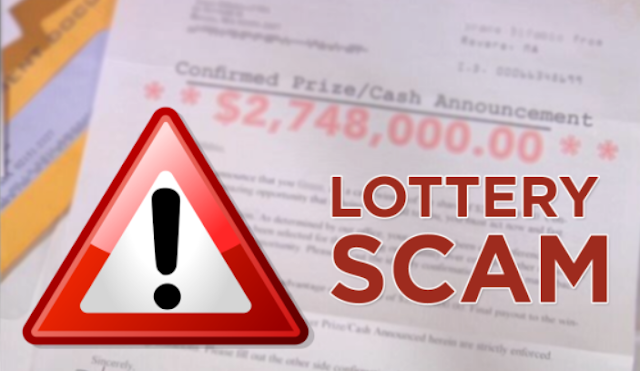 Lottery Scam, It's Working Method & Awareness Tips