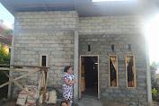 Program Rumah Layak Huni Desa Beringin Dapat Apresiasi Kadis PMD Mitra