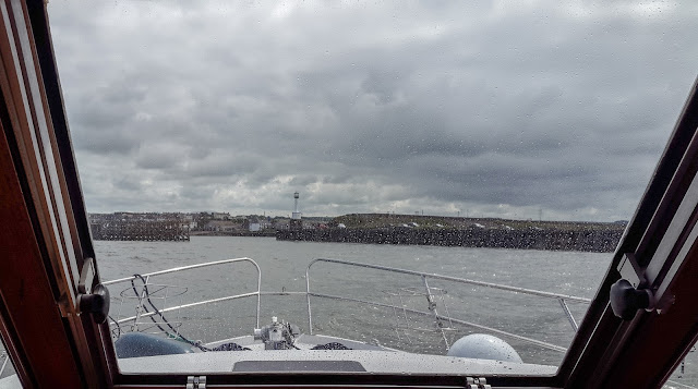 Photo of heading back towards Maryport