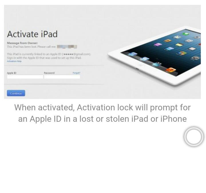 iphone icloud activation lock unlock