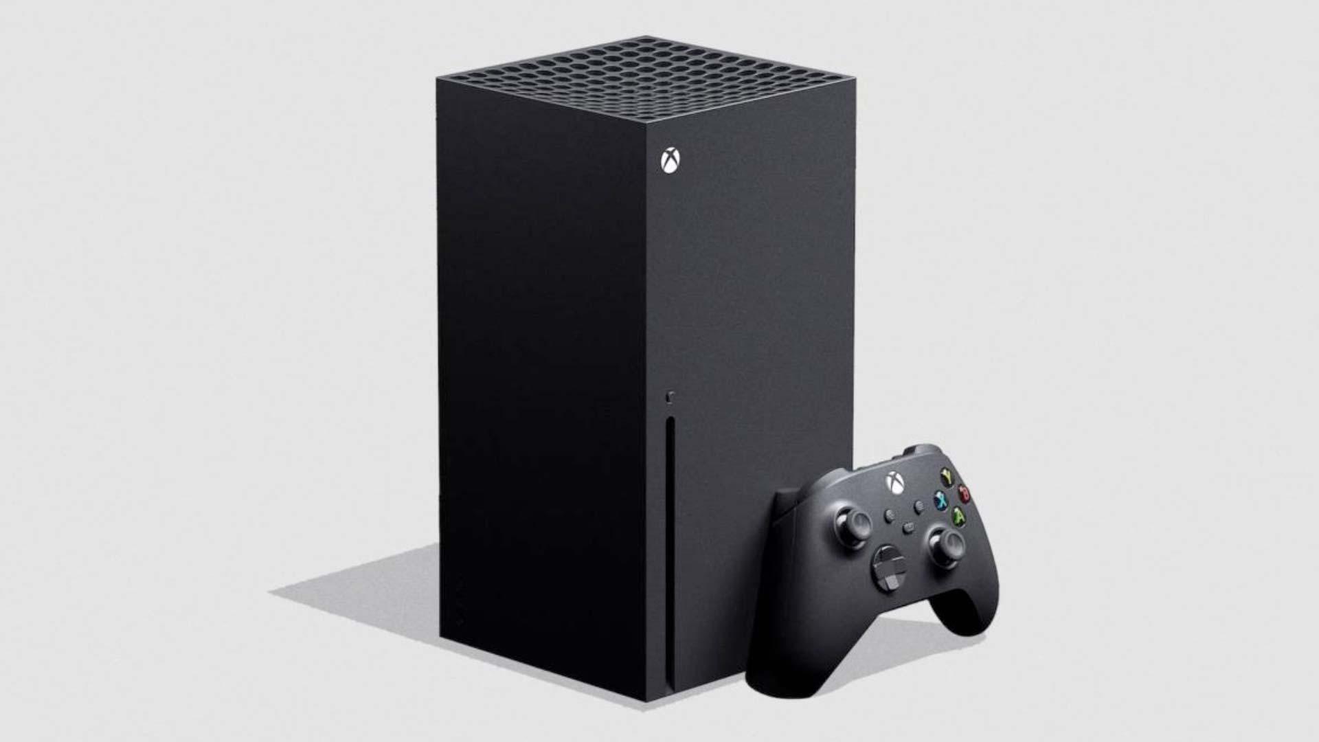 Xbox Series X Gunakan 200GB untuk File Sistem Saja