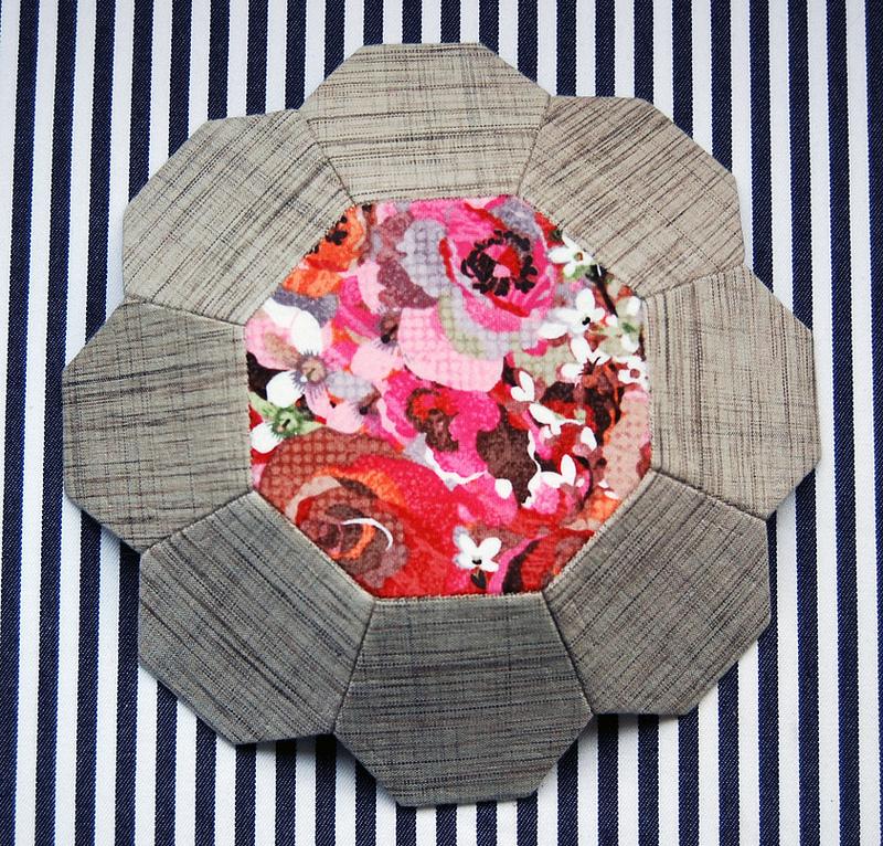 Fabric Bowl Tutorial