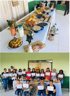 Prefeitura de Miracatu forma alunos do curso de Biomassa de Banana