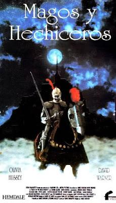 Magos y hechiceros 1993, David Warner
