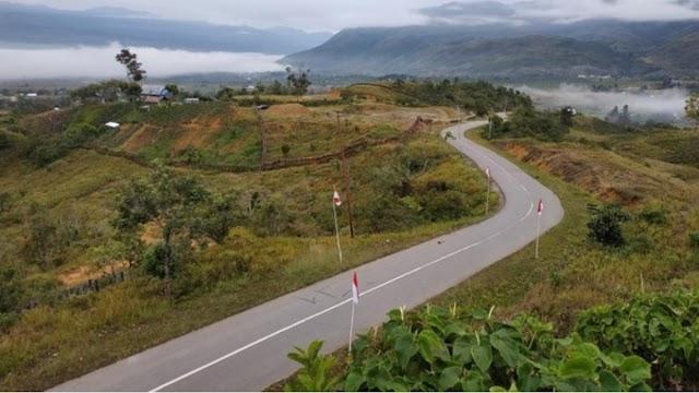 Sisa 16 Km, Jalan Trans Papua Bentar Lagi Nyambung!