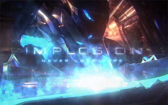 Game Implosion Never Lose Hope full version for Android