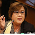 De Lima: Senate to 'feed me to the lions' if they insist on response to show cause order