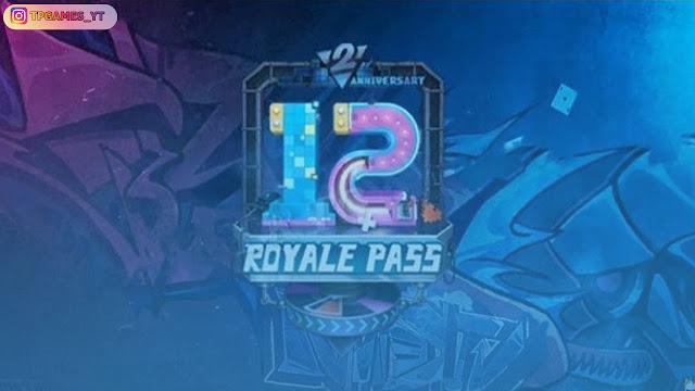 شعار الرويال باس Royale Pass الجديد