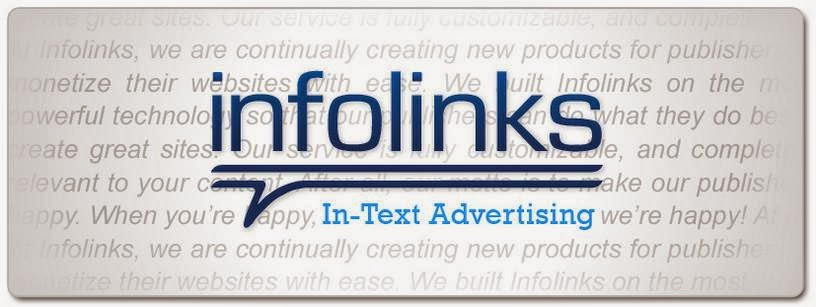 Infolinks Review : AdSense and Infolinks both can be used at same blog or website?
