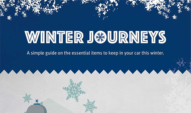 Winter Safety Tips: Survival Kit