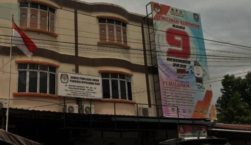 KPU Kepri Ingatkan Jajarannya Taat Aturan, Tidak Terpengaruh Politik Paslon