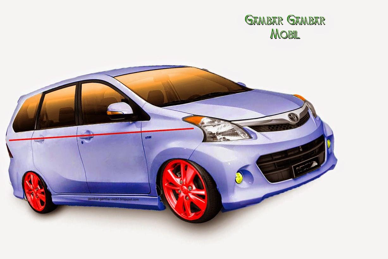 Gambar mobil avanza veloz modifikasi  Gambar Gambar Mobil