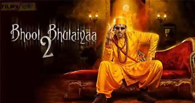 Bhool Bhulaiyaa 2 Full Movie Download Leaked By Tamilrockers 720p
