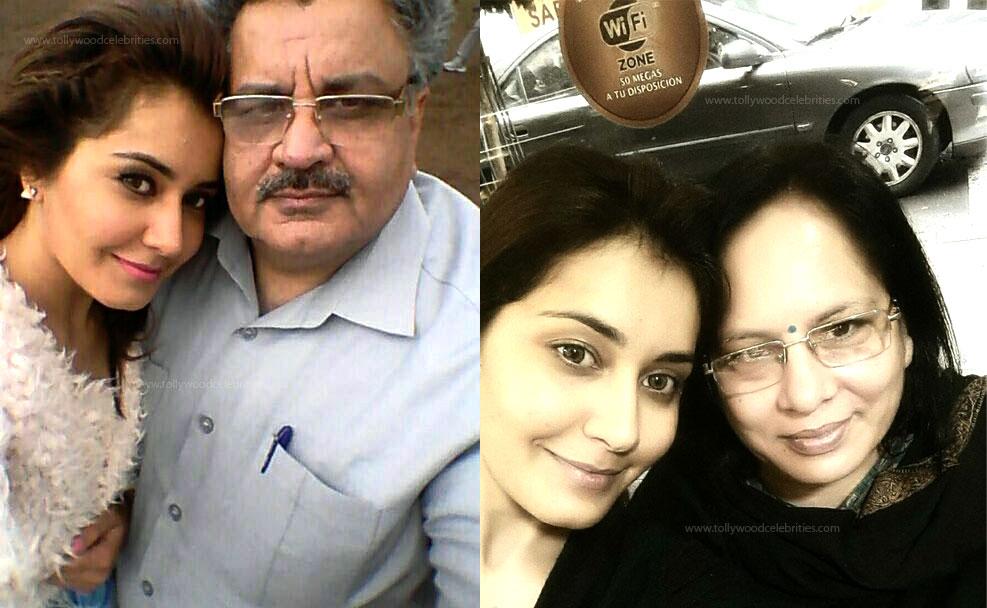 Image result for rashi khanna family images