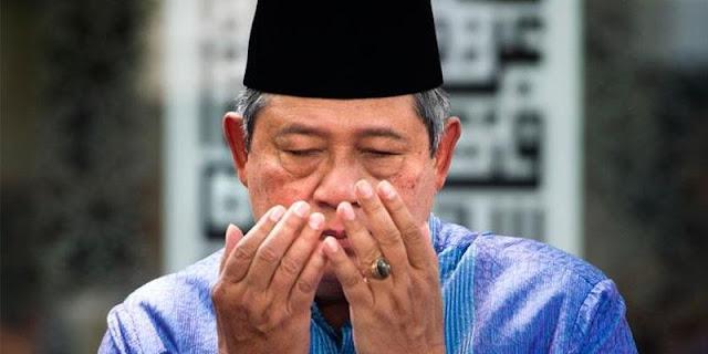 SBY Berdoa, Minta Tuhan Membimbing Pemerintah Indonesia