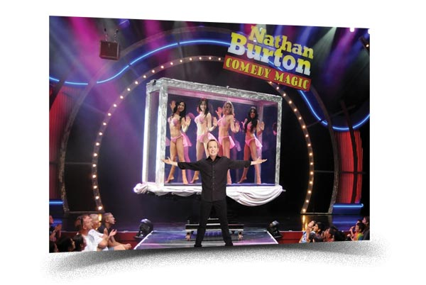 Nathan Burton - Best Magic shows in Las Vegas