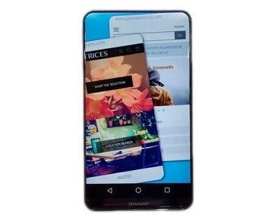 Kumpulan HP Android Dengan Desain Tanpa Bezel