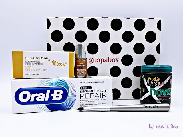 guapabox beautybox marzo belleza cabello facial beauty maquillaje