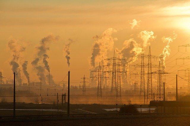 Air Pollution no2 Emission