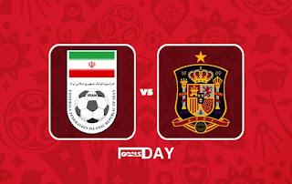 Iran vs Spain – Highlights & All Goals