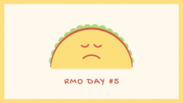 RMO Day #5