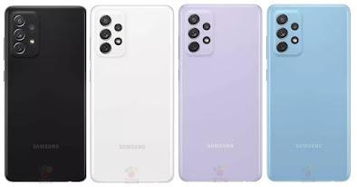 سامسونج جالاكسي Samsung Galaxy A72
