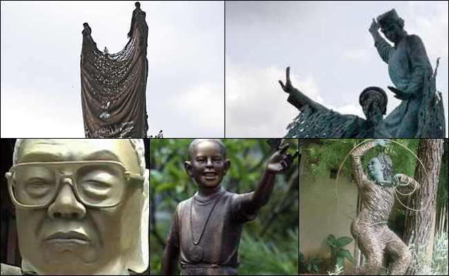 5 Patung di Indonesia yang Menimbulkan Pro dan Kontra