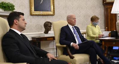Встреча Зеленского и Байдена не принесла прорыва в отношения США и Украины
