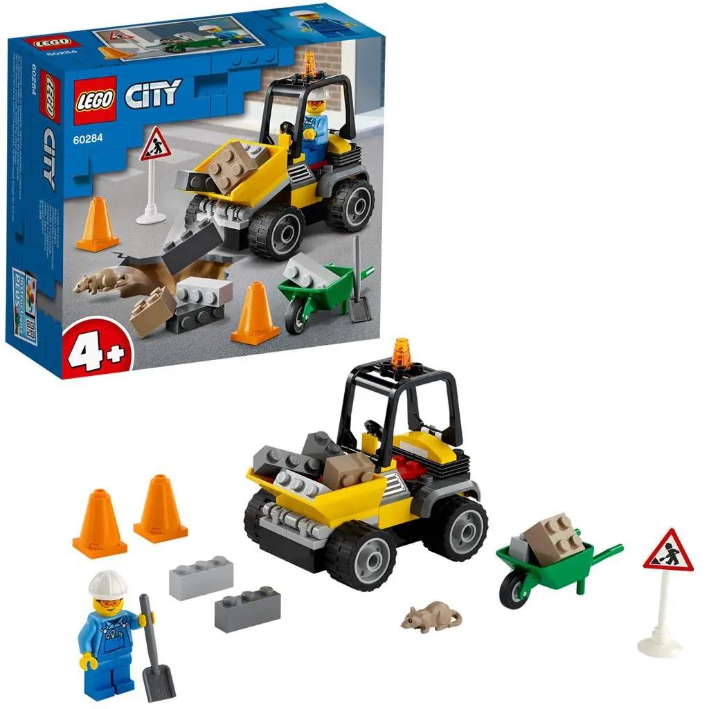 レゴ(LEGO) シティ 建設トラック 60284