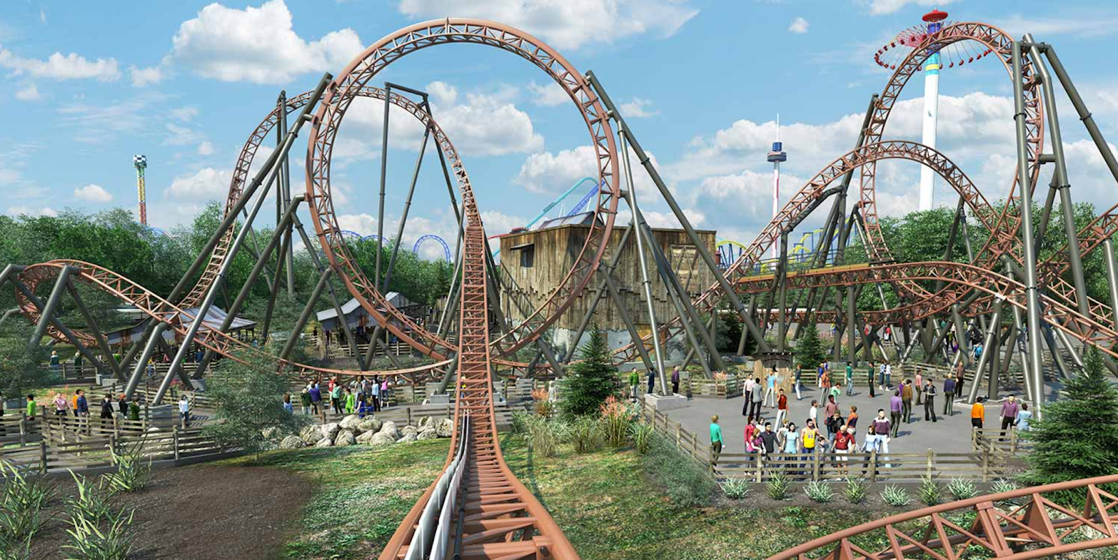 NewsPlusNotes: Copperhead Strike Slithers Into Carowinds in 2019