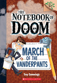 The Notebook of Doom: March of the Vanderpants