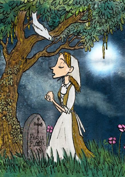 Jarvworld Tales Brothers Grimm Cinderella