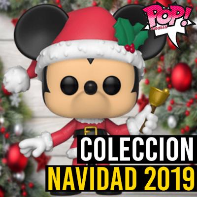 Lista de figuras funko pop Navidad 2019